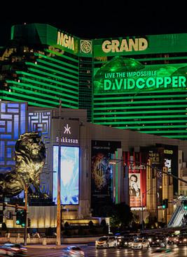 MGM Grand Street View