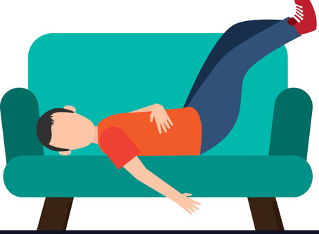 Get fit on the Sofa!