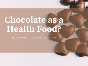 Could Chocolate be good for your health?