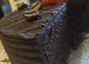 Review: Chocolate Vegan Cake