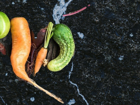 Why you should consider an organic veg box.