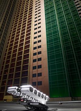 Megatron New York