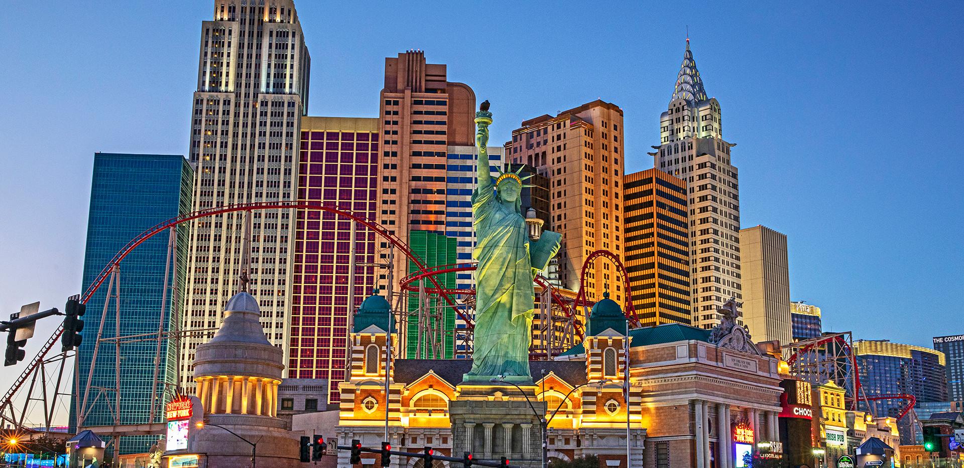 New York New York - Las Vegas