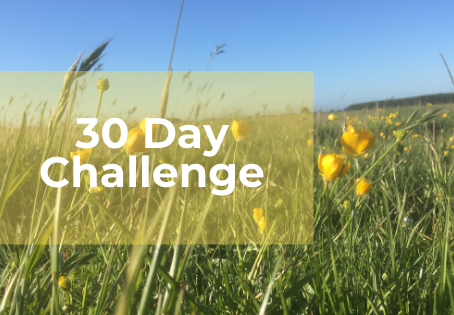 Are you onboard for a 30-Day Challenge?