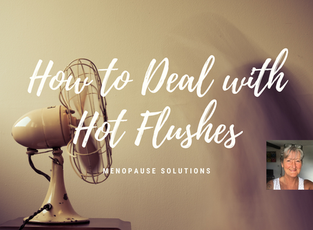 Hot Flushes - Can You Prevent Them?