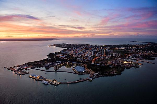 Darwin city aerial at sunset_Tourism NT-Shaana McNaught.jpg