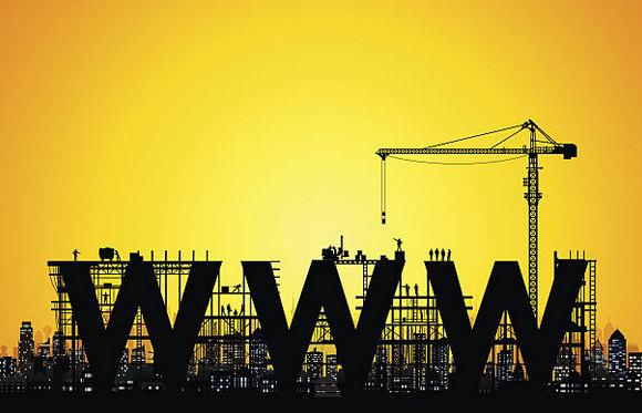 Ricostruzione siti Web