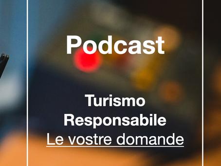 Le vostre domanda sul Turismo Responsabile