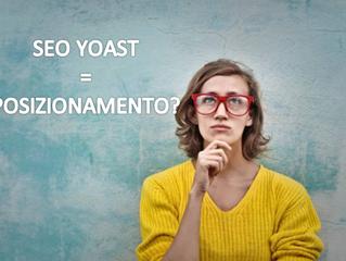 SEO Yoast: Il semaforo di una strada senza destinazione
