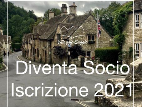 Campagna Soci 2021