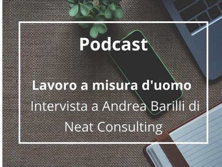 Lavoro a misura d'uomo – Intervista a Andrea Barilli di Neat Consulting