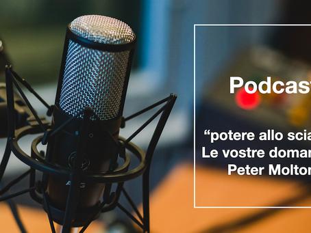Podcast | Le domande del Villaggio a Peter Moltoni di Potere allo Sciame