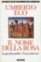 Il nome della Rosa_recensione Umberto Eco