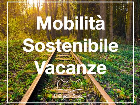 Mobilità Sostenibile | Vacanze 2020