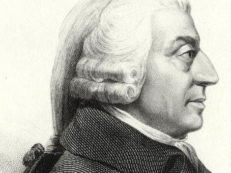 Adam Smith: La morale per una società commercialmente libera