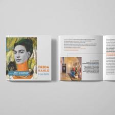 """Personale interpretazione della mostra """"Frida Kahlo - Il caos dentro"""" - Roma."""