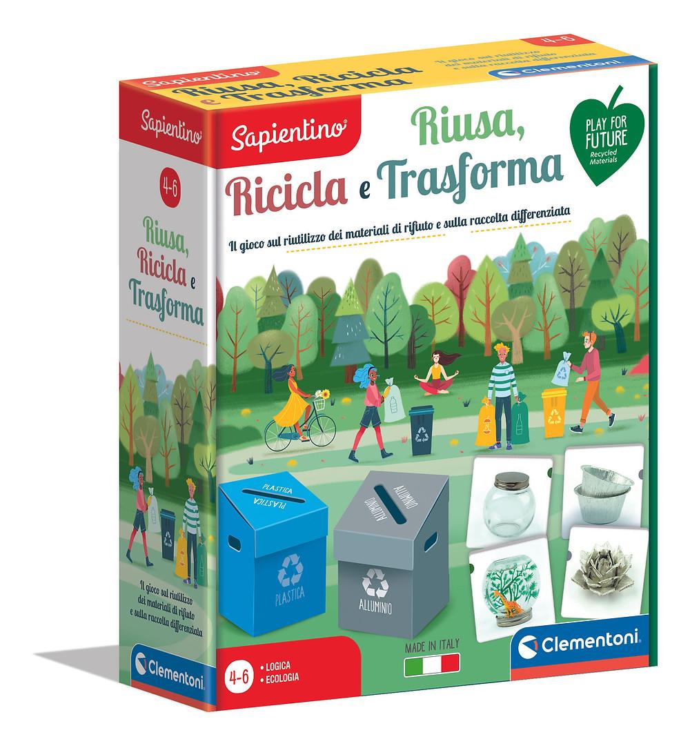 gioco educativo riusa_ricicla