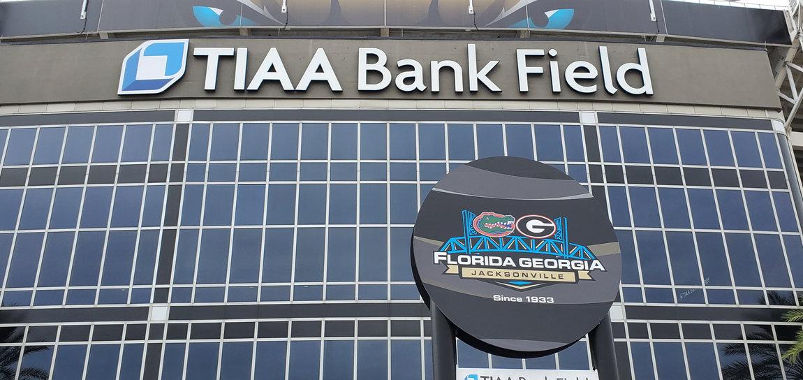 TIAA Bank Field   Jacksonville, FL.