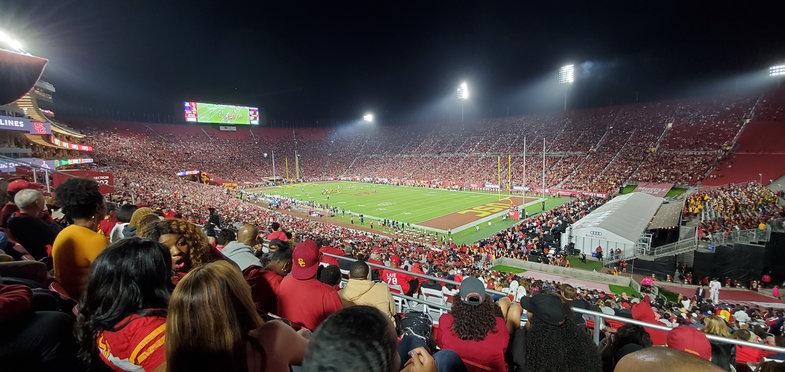 L.A. Memorial Coliseum   Los Angeles