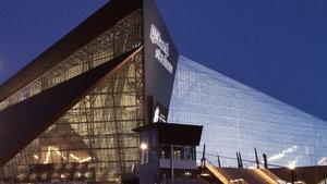 U.S. Bank Stadium   Minneapolis, MN.