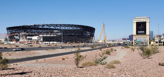 Allegiant Stadium   Las Vegas