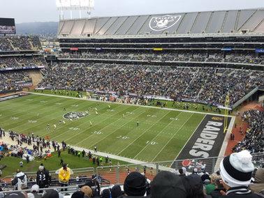 Oakland Alameda Coliseum   Oakland, CA.