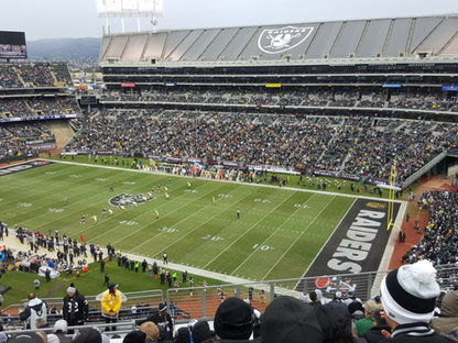 Oakland Alameda Coliseum | Oakland, CA.
