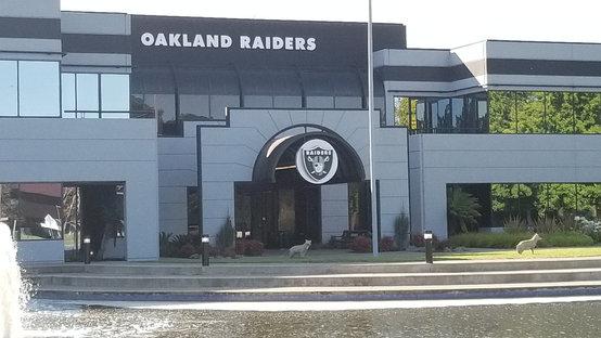 Raiders Headquarters | Oakland, CA.