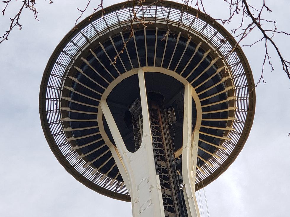 Space Needle | Seattle, WA.