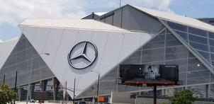 Mercedes-Benz Stadium   Atlanta, GA.