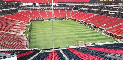 Mercedes-Benz Stadium | Atlanta, GA.