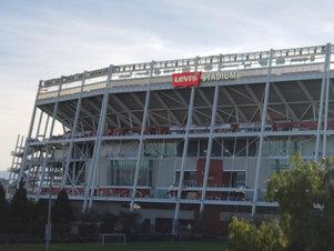 Levi's Stadium   Santa Clara, CA.