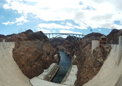 Hoover Dam, NV.