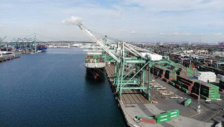Port of L.A. | San Pedro, CA.