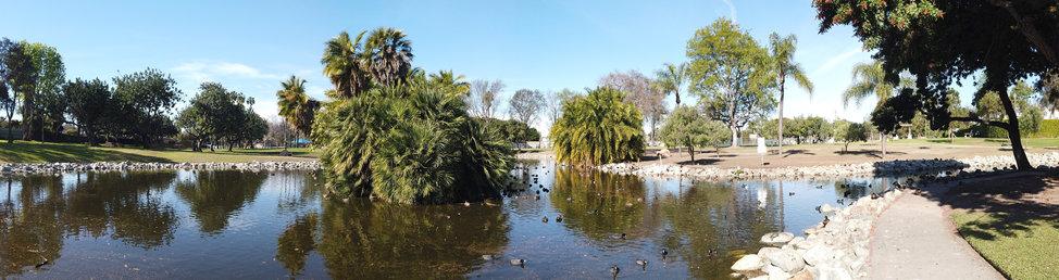 Scherer Park | Long Beach, CA.