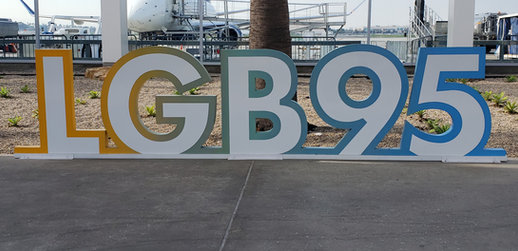 Long Beach Airport | Long Beach, CA.