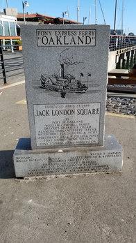Jack London Square   Oakland, CA.