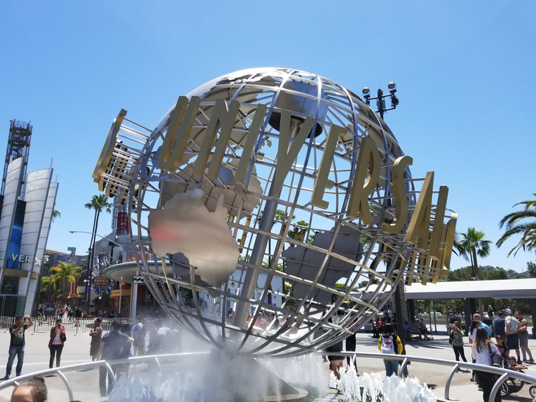 Universal Studios   Universal City, CA.