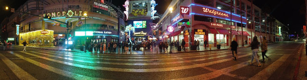 Freemont Street | Las Vegas