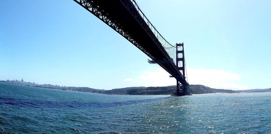 Golden Gate Bridge   San Francisco, CA.