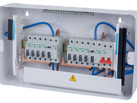 What Type of Consumer Unit Do I Need?