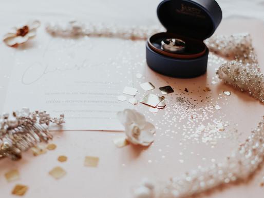 Intimate Crystal Cove Wedding