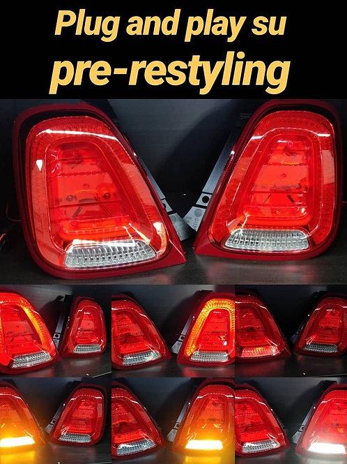 Fari posteriori Pre restyling  cover colore a scelta