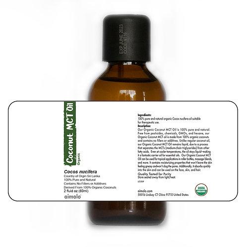 aimolo Coconut 100% Pure Essential Oil 60 mL