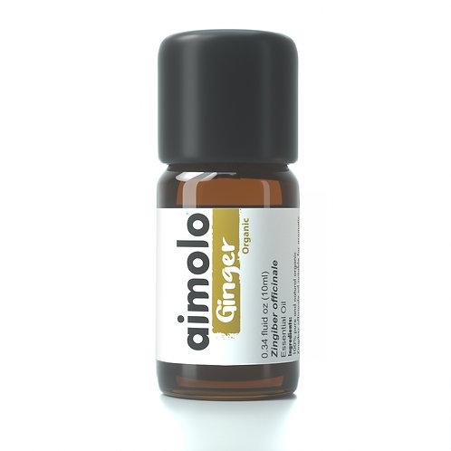 aimolo Ginger 100% Pure Essential Oil 10 mL
