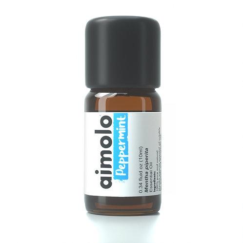 aimolo Peppermint 100% Pure Essential Oil 10 mL
