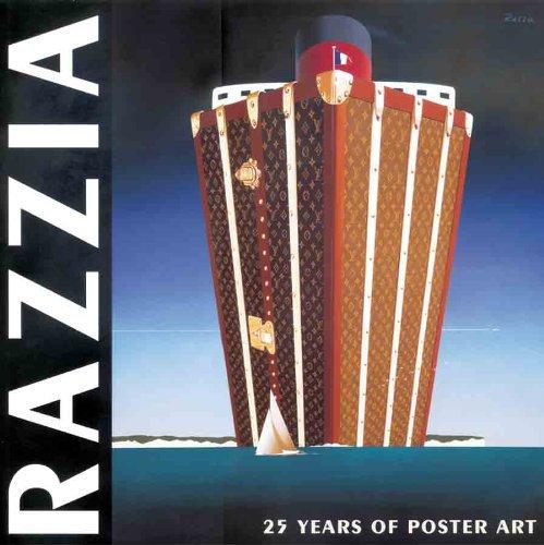 Razzia: 25 Years of Poster Art/ Mickey Ross