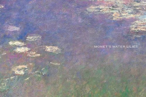 Monet's Water Lilies/ Simon Kelly