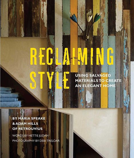 Reclaiming Style/ Maria Speake