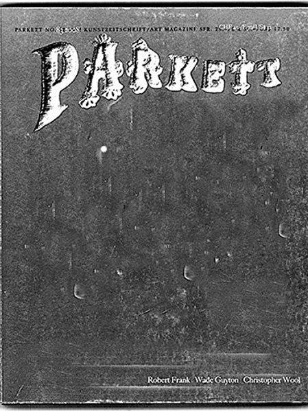 Parkett No. 83